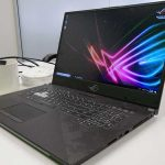 Asus ROG Strix Scar II GL704 Notebook Review: Compact and Powerful