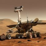 "The rover ""Opportuny"" celebrated its fifteenth anniversary on the Red Planet with complete silence"