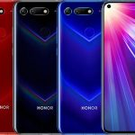Announcement: Huawei Honor V20 - a smartphone that is slim
