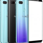 ZTE Nubia M3 - the same Z18 mini in other colors