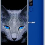 Philips S562Z with a cat