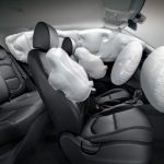 Hyundai has developed multiple airbags