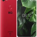 BQ BQ-5514L Strike Power 4G - Android Go avec grosse batterie