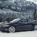 # video | How does the Tesla autopilot work in snowy weather?