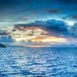 بحلول نهاية القرن الحادي والعشرين ، ستتغير لون المحيطات.