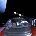 Exactly a year ago, Ilon Musk sent a car into space. What is with him now?