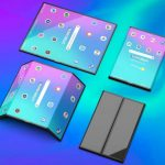Xiaomi Folding Renders