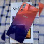 ASUS ZenFone 6 показа тройна камера на снимката
