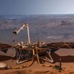 InSight Martian Probe Seismometer Receives Protection from Winds and Heat