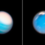 Hubble telescope showed amazing weather phenomena of Uranus and Neptune