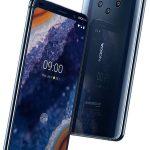 MWC-2019: навіщо Nokia 9 PureView п'ять однакових камер