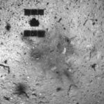 "Japanese probe ""Hayabusa-2"" sat on the asteroid Ryugu and collected samples of its soil"