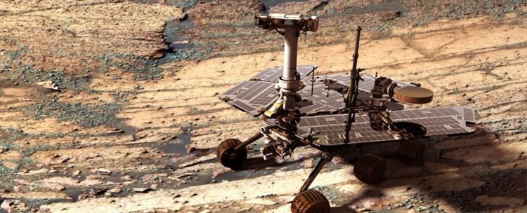 """Why it is impossible to save the rover """"Opportunity"""" with the Mars rover """"Curiosity"""""""
