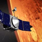 What will the Martian satellite MAVEN do in 2020?