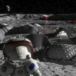 ESA will develop a new material for the lunar colonial spacesuits