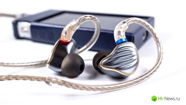 FiiO FH5 headphone overview - technology, style and sound