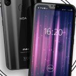Kroatische smartphone Noa N20