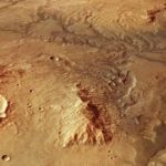 # photo | New satellite images of ancient Martian rivers