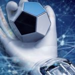 يمكن للذراع الآلي الرقيق من فيستو أن يتعلم كيفية التعامل مع الأشياء.