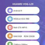 A Huawei P30 Pro összehasonlítható