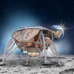 "Israeli landing module ""Bereshit"" resumed its journey to the moon"