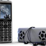 Maxvi P20 er bare en ferie: karaoke, lysmusik, en højttaler ... og det kan ringe