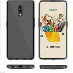 OPPO Reno wears a selfie camera on its side
