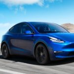 Tesla Model Y electric crossover officially introduced