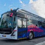 Volvo autonomous transport consumes 80% less energy than regular buses