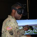 The US Army is developing a system for training soldiers inside virtual reality.