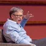 Bill Gates compared artificial intelligence with nuclear weapons