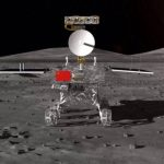 The Chinese probe will grow potatoes on the far side of the moon. Wait a second, what ?!
