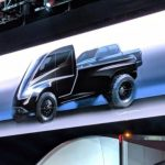 The new image of Tesla pickup puzzled designers