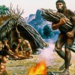 Artists incorrectly portrayed Neanderthals: evidence of their straight posture was found.