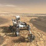 Den første test af den nye NASA-rover blev gennemført med succes