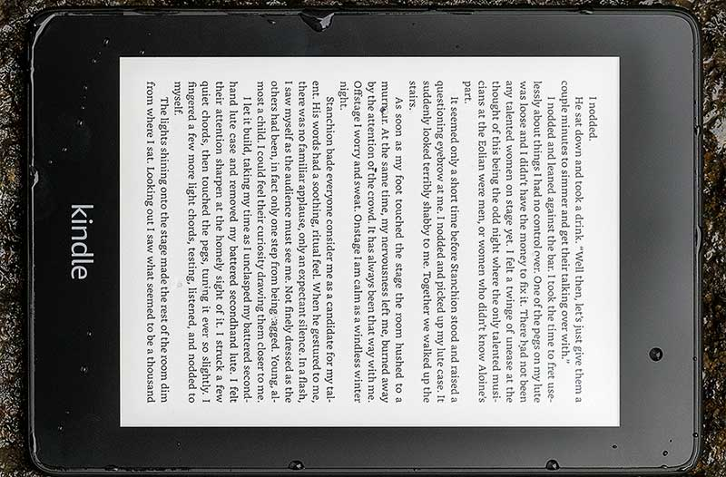 Amazon Kindle Paperwhite 2018 review: the new standard of