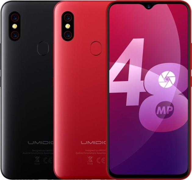 UMIDIGI F1 Play with a 48 MP camera went on sale: is it worth it to choose Redmi Note 7?