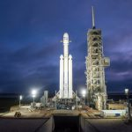 The first serious launch of Falcon Heavy: a new era of space exploration with heavy rockets