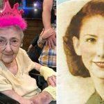 Жінка зі смертельним розташуванням органів прожила до 99 років