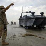 Η Κίνα εξέτασε το πρώτο μη επανδρωμένο αμφίβιο σκάφος επίθεσης παγκοσμίως