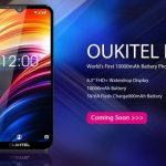Oukitel K12 - pre-announced smartphone with a very large battery