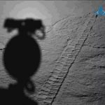 "The Chinese lunar rover of the ""Chang'e-4"" mission awakened after the third moon night"