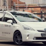"Unmanned cars ""Yandex"" first tested in the snow of the Moscow region"