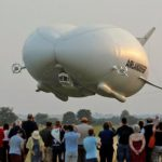 The world's longest airship will become fully electric