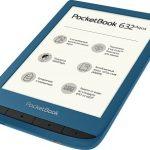 Ανακοίνωση: PocketBook 632 Aqua - αναγνώστης ναυαρχίδας, έκδοση στην παραλία
