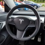 Ilon Mask told why you need a camera above the rearview mirror in Tesla Model 3