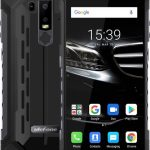 Ulefone Armor 6E - durable smartphone with UV sensor