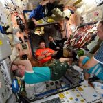 NASA conducted a census of microbes living on the ISS