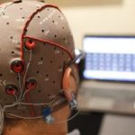 Electrical brain stimulation temporarily rejuvenates the human brain for 50 years