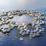 Нивото на морето се увеличава: време за изграждане на плаващи градове
